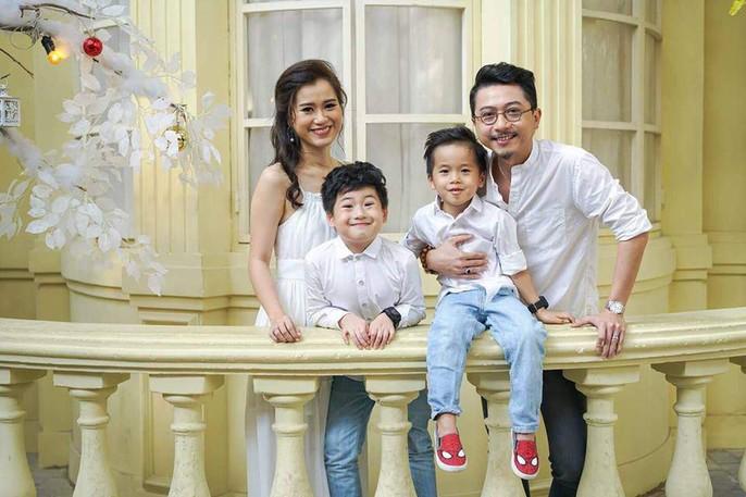 Bí quyết hạnh phúc của gia đình NS hài Lâm Vỹ Dạ - Ảnh 2.