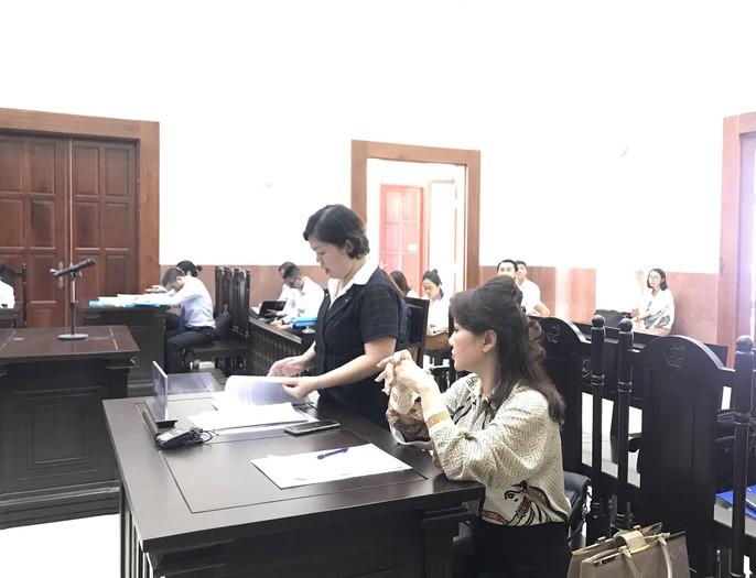 Toa an buoc Eximbank tra lai hon 1154 ti dong cho ba Chu Thi Binh