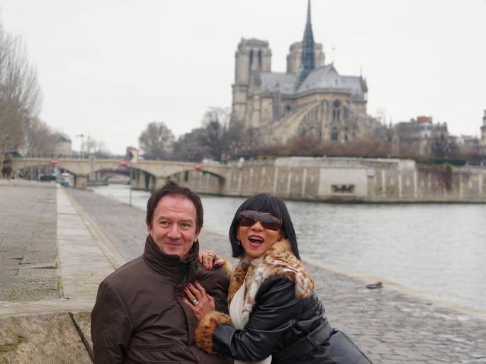 Ca sĩ Lệ Thu: Nhà thờ Đức Bà Paris bốc cháy và câu hát Trịnh Công Sơn - Ảnh 3.