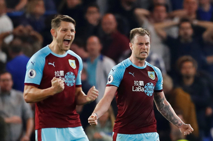 HLV Sarri bị đuổi, Chelsea vuột chiến thắng trước Burnley - Ảnh 11.
