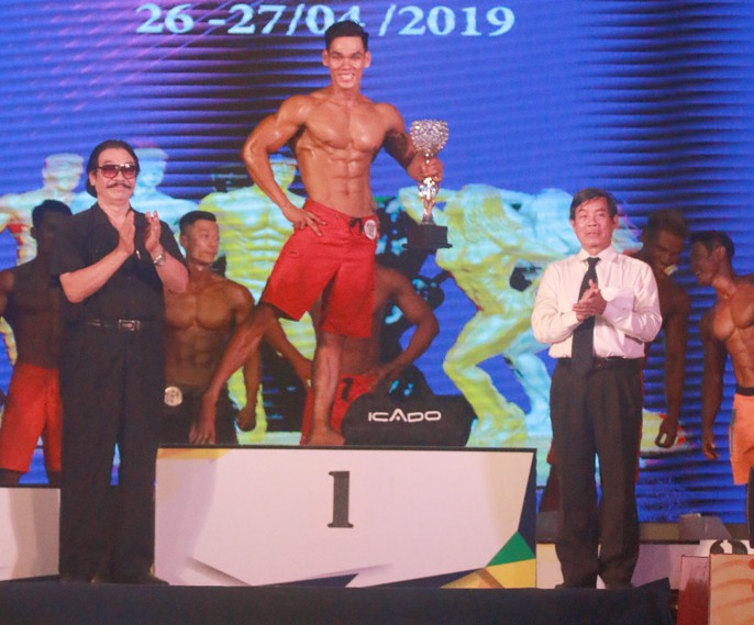 Nhã Miên, Hồng Đức vô địch thể hình physique TP HCM - Ảnh 4.