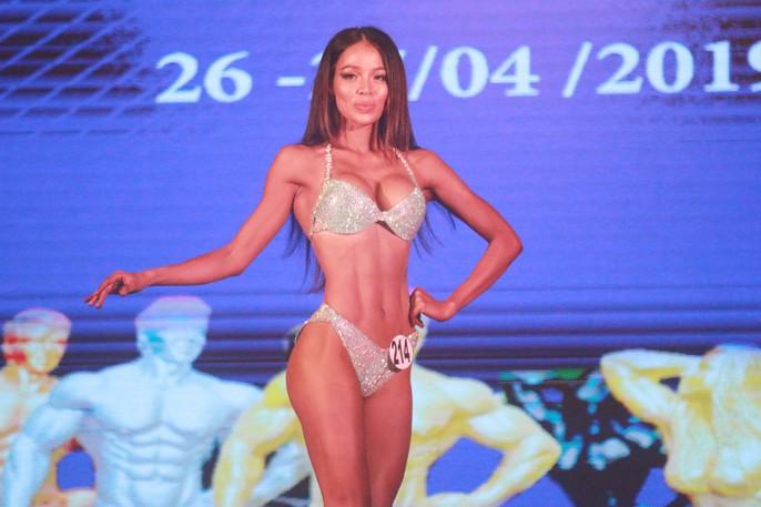 Nhã Miên, Hồng Đức vô địch thể hình physique TP HCM - Ảnh 7.
