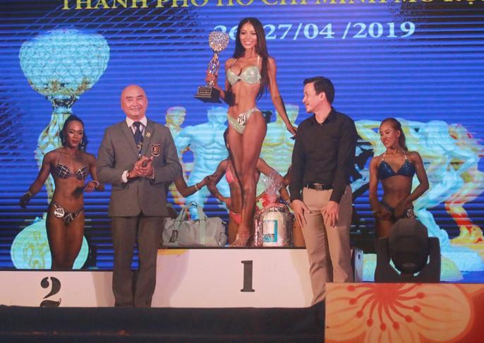 Nhã Miên, Hồng Đức vô địch thể hình physique TP HCM - Ảnh 6.