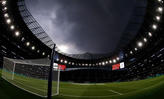 Cận cảnh sân mới trị giá hơn 1 tỉ bảng Anh của Tottenham - Ảnh 11.