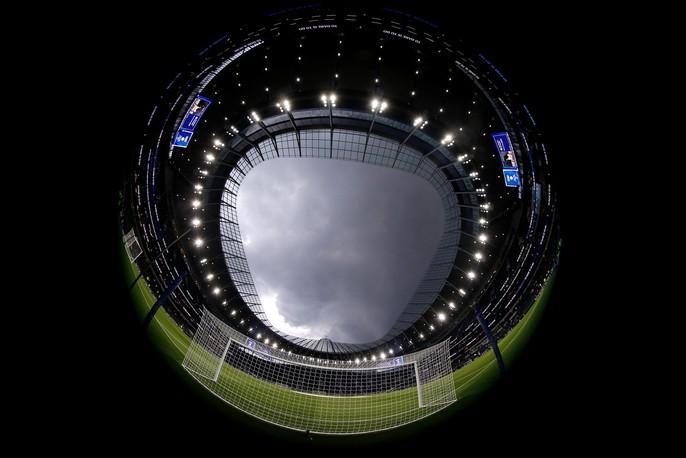 Cận cảnh sân mới trị giá hơn 1 tỉ bảng Anh của Tottenham - Ảnh 9.