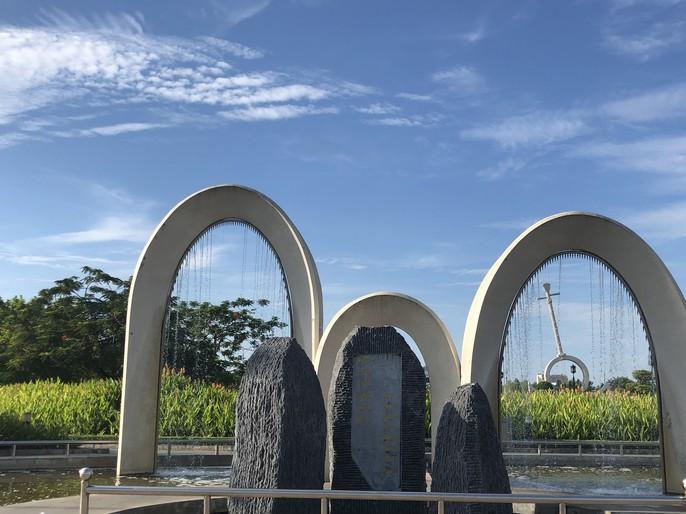 Chiêm ngưỡng những công trình kỷ lục Việt Nam tại quảng trường lớn nhất ĐBSCL - Ảnh 14.