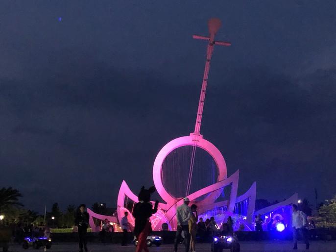 Chiêm ngưỡng những công trình kỷ lục Việt Nam tại quảng trường lớn nhất ĐBSCL - Ảnh 7.