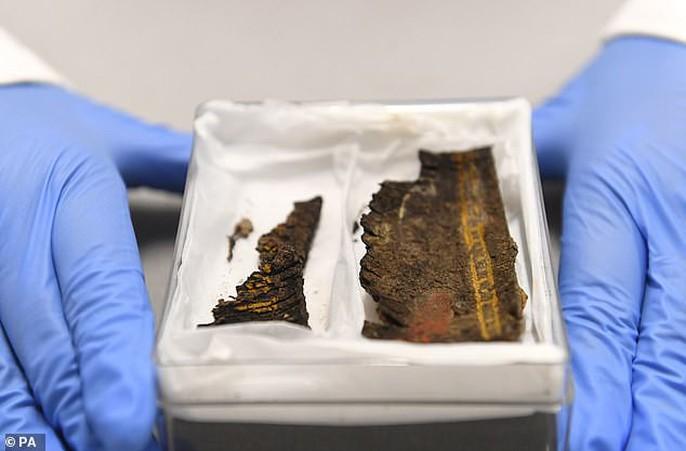 Bí ẩn mộ hoàng tử vô hình trước kẻ trộm suốt 1.400 năm - Ảnh 6.