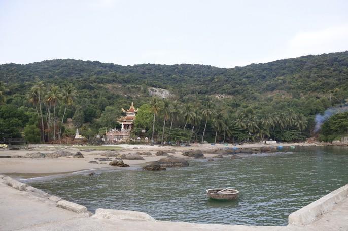 Cù Lao Chàm hạn chế khách để bảo tồn - Ảnh 1.