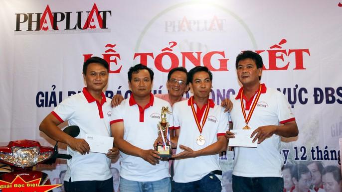 Sẵn sàng cho Giải Bida Báo chí ĐBSCL do Báo Người Lao Động đăng cai tổ chức - Ảnh 16.