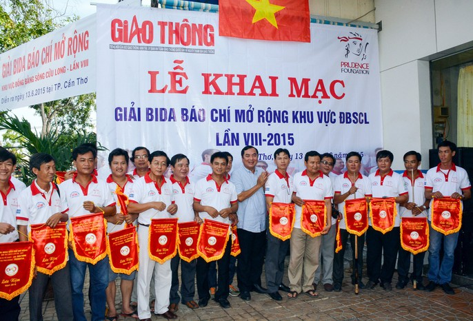 Sẵn sàng cho Giải Bida Báo chí ĐBSCL do Báo Người Lao Động đăng cai tổ chức - Ảnh 4.