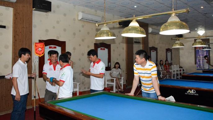 Sẵn sàng cho Giải Bida Báo chí ĐBSCL do Báo Người Lao Động đăng cai tổ chức - Ảnh 8.