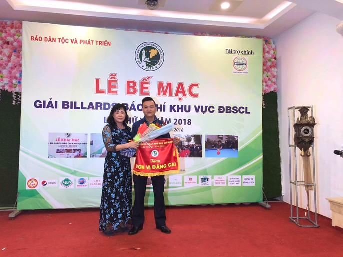 Sẵn sàng cho Giải Bida Báo chí ĐBSCL do Báo Người Lao Động đăng cai tổ chức - Ảnh 3.