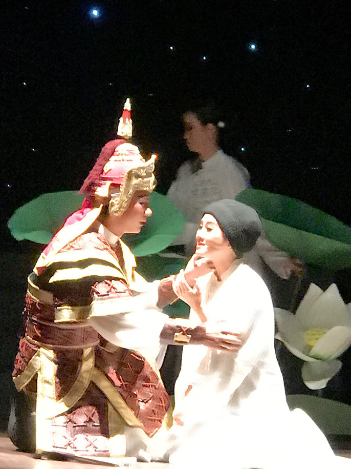 Trinh Trinh, Quế Trân, Lê Khánh khoác áo mới cho Tiên Nga - Ảnh 5.