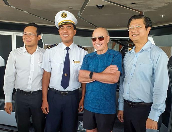 """Siêu du thuyền triệu đô của ông chủ đang có mặt ở """"đảo ngọc"""" Phú Quốc"""
