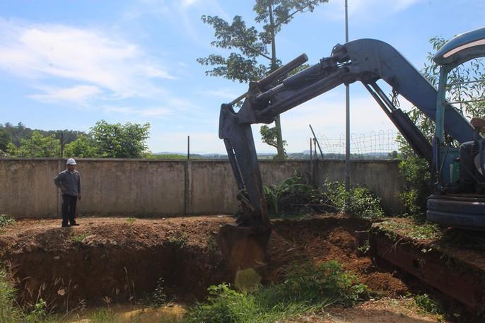 Nỗi thống khổ gần 20 năm ở La Ngà: Công ty Mauri bị đình chỉ, đào cống xác định ô nhiễm - Ảnh 1.