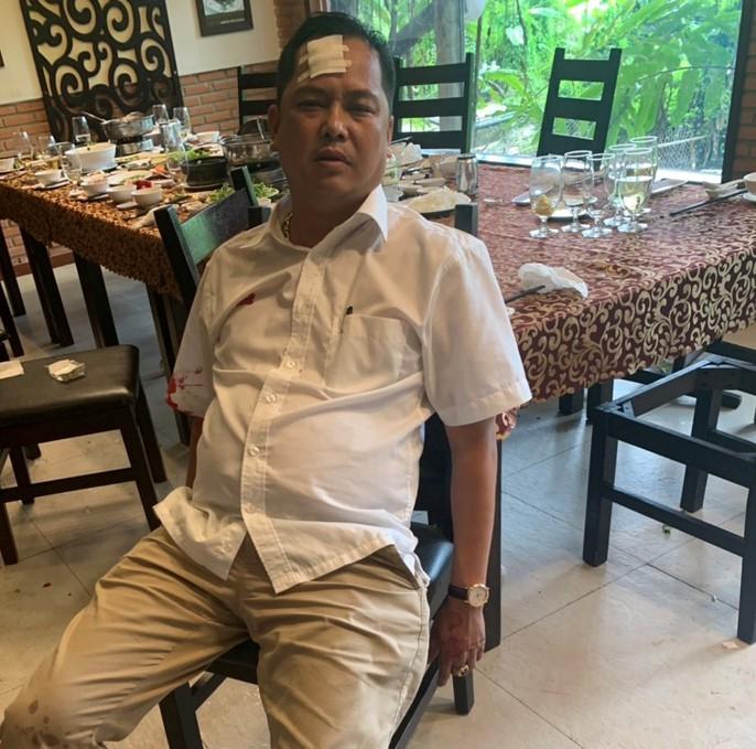 Vụ giang hồ vây xe công an ở Đồng Nai: Ông Lê Vũ Trường Hải lên tiếng - Ảnh 3.