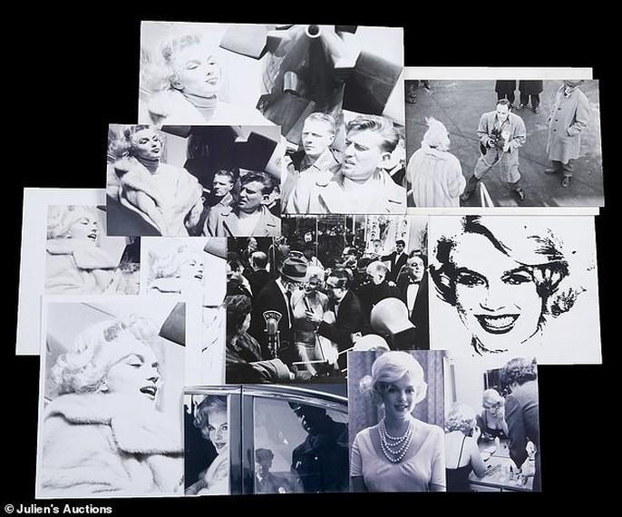 Ảnh hiếm biểu tượng sex Marilyn Monroe tiếp tục được rao bán - Ảnh 10.