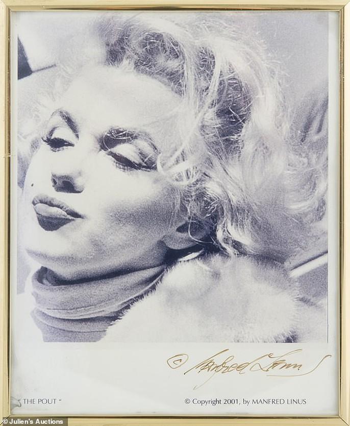 Ảnh hiếm biểu tượng sex Marilyn Monroe tiếp tục được rao bán - Ảnh 2.