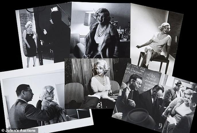 Ảnh hiếm biểu tượng sex Marilyn Monroe tiếp tục được rao bán - Ảnh 7.