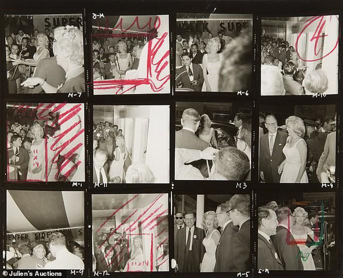 Ảnh hiếm biểu tượng sex Marilyn Monroe tiếp tục được rao bán - Ảnh 11.