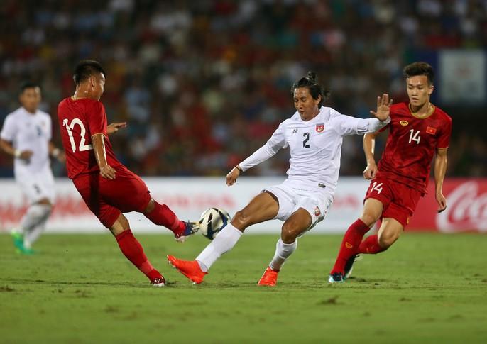 Xem lại vũ khúc trong mưa của U23 Việt Nam - Ảnh 9.
