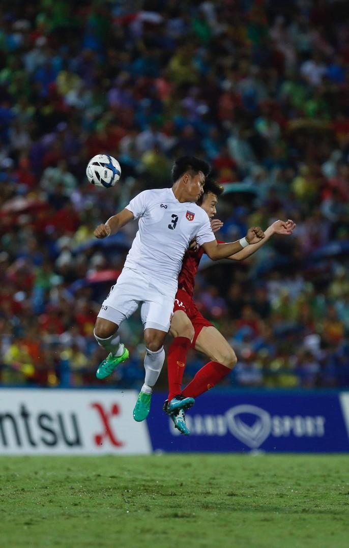 Xem lại vũ khúc trong mưa của U23 Việt Nam - Ảnh 5.