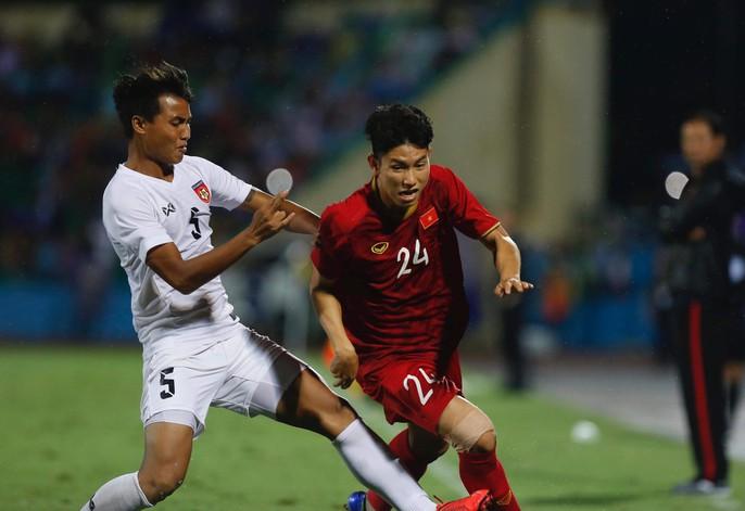 Xem lại vũ khúc trong mưa của U23 Việt Nam - Ảnh 4.