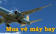 Mua vé máy bay