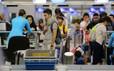 Bay nối chuyến với 2 hãng quy định hành lý khác nhau
