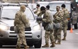 Mỹ bắt kẻ mang súng, hơn 500 viên đạn tiếp cận nơi ông Joe Biden nhậm chức