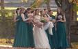 Vợ chồng tỉ phú Bill Gates đoàn tụ trong đám cưới con gái