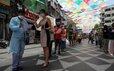 Covid-19: Thái Lan tiếp tục ghi nhận số ca nhiễm mới tăng kỷ lục
