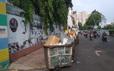 Điểm tập kết xe rác không hợp lý