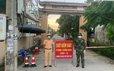 Hà Tĩnh: Phong tỏa làng biển hơn một ngàn người dân