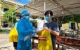Hiệp hội Doanh nghiệp Quảng Nam tặng hơn 700 suất quà cho người dân trong khu cách ly