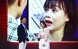 """Phương Oanh - Mạnh Trường đưa nhau vào rạp xem """"Hương vị tình thân"""" trong cuộc hẹn cuối tuần"""