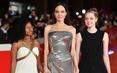 Angelina Jolie đẹp rạng ngời bên hai con gái