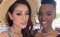 Khánh Vân được dự đoán vào tốp 12 Hoa hậu Hoàn vũ Thế giới