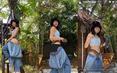 Con gái diva Mỹ Linh lên tiếng khi bị chỉ trích khoe mông