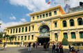 Bưu điện TP HCM - điểm đến thu hút khách du lịch quốc tế