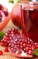 Tác dụng chữa bệnh thần kỳ ẩn trong lựu đỏ, dâu tây