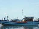 Hạ thủy tàu hậu cần thẳng tiến ra Hoàng Sa
