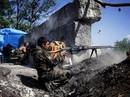 Phiến quân Đông Ukraine chiếm mỏ than, đòi thuốc nổ
