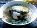 Bánh canh đầu cá