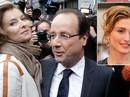 Tổng thống Pháp tuyên bố chia tay tình nhân