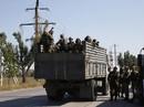 Đụng độ ác liệt ở Đông Ukraine trước thời điểm ngừng bắn