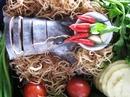 """Món """"độc"""" từ phụ phẩm cá ngừ"""