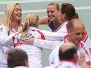 Quần vợt CH Czech mơ thống trị thế giới