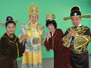 """Ngọc Hoàng, Táo Quân """"đại náo"""" truyền hình Người Lao Động"""